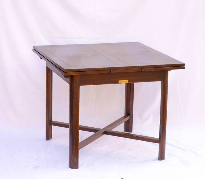 Anglo-Indian Extendable Dining Table