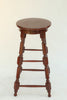 William & Mary Style Bar Stool