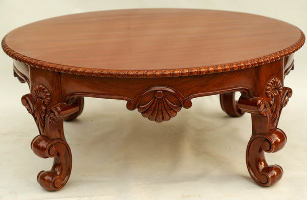 William & Mary Coffee Table
