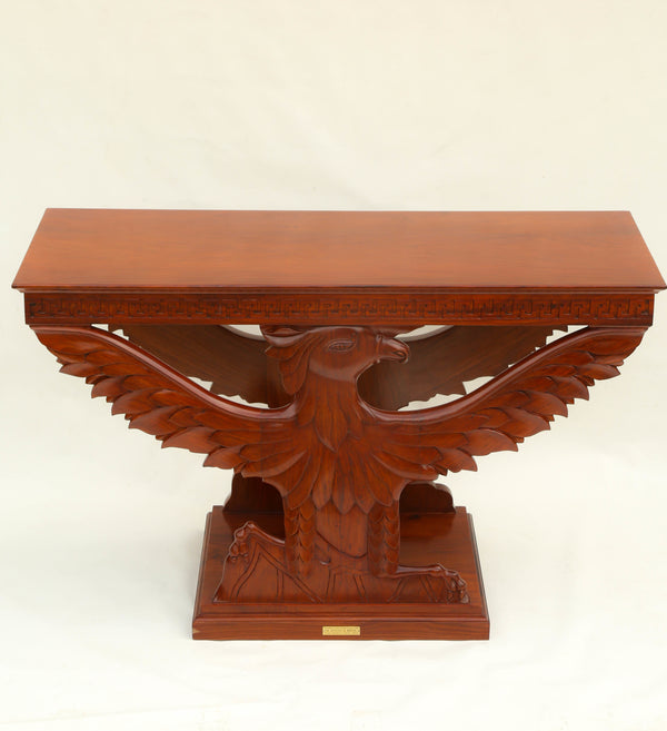 American Eagle Console Table