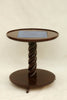 Stone Top Side Accent Table