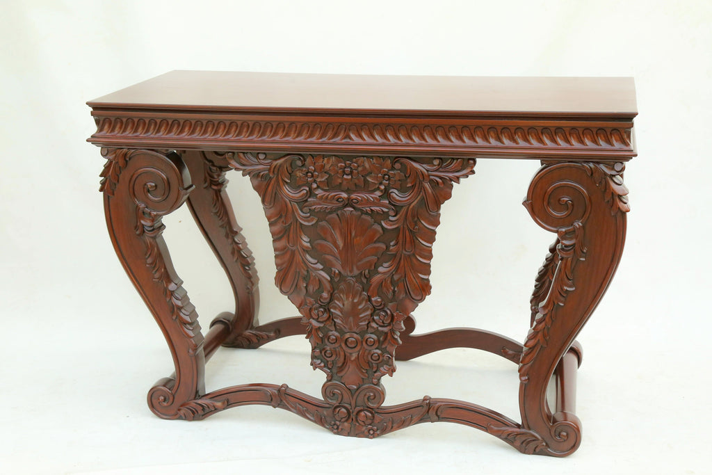 17th Century Late Baroque Style Coffee Table