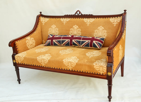 Thomas Sheraton Monarch Settee