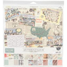"Load image into Gallery viewer, AUTHENTIQUE 12""X12"" COLLECTION PACK PASTIME (CLEARANCE)"