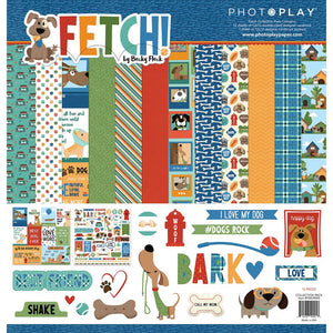 "PHOTO PLAY FETCH 12""X12"" COLLECTION PACK (HAS TO BE ORDERED)"
