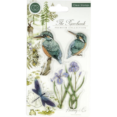 CRAFT CONSORTIUM THE RIVERBANK CLEAR STAMPS
