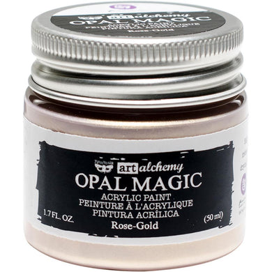 PRIMA ACRYLIC PAINT OPAL MAGIC ROSE/GOLD (HAS TO BE ORDERED)