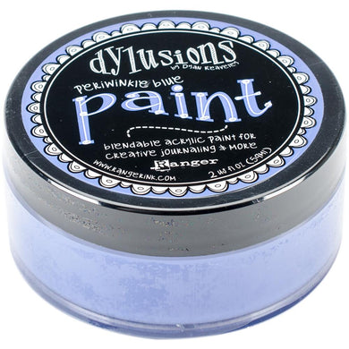 DYLUSIONS BLENDABLE ACRYLIC PAINT PERIWINKLE BLUE (IN STOCK)