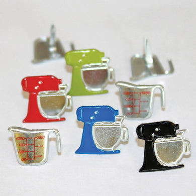 EYELET OUTLET BRADS MIXERS & CUPS (IN STOCK)
