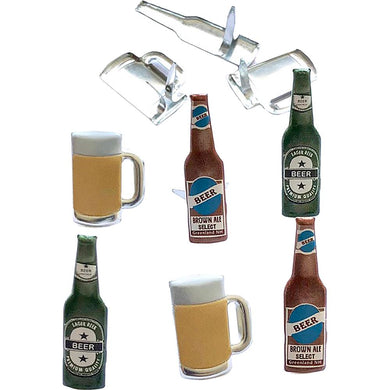 EYELET OUTLET BRADS BEER (IN STOCK)