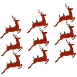 EYELET OUTLET BRADS JUMPING DEER (IN STOCK)