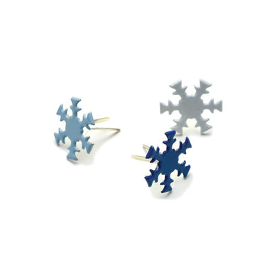 CREATIVE IMPRESSIONS BRADS WINTER SNOWFLAKES (HAS TO BE ORDERED)