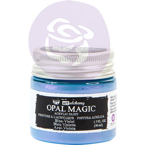 PRIMA ACRYLIC PAINT OPAL MAGIC BLUE/VIOLET (HAS TO BE ORDERED)