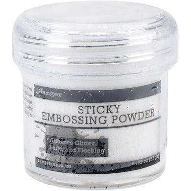 RANGER STICKY EMBOSSING POWDER (HAS TO BE ORDERED)