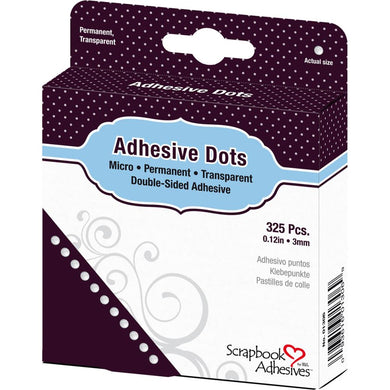 SCRAPBOOK ADHESIVES MICRO DOTS (IN STOCK)