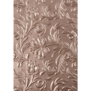 "TIM HOLTZ 3D EMBOSSING FOLDER TEXTURE FADES ""BOTANICAL"" (IN STOCK)"