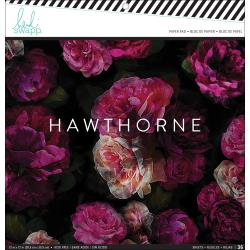 "HEIDI SWAPP HAWTHORNE 12""X12"" PAPER PAD (HAS TO BE ORDERED)"