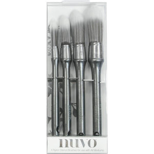 NUVO STENCIL BRUSHES (HAS TO BE ORDERED)