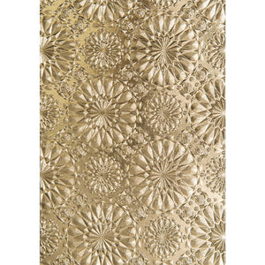 "TIM HOLTZ 3D EMBOSSING FOLDER TEXTURE FADES ""KALEIDOSCOPE"" (HAS TO BE ORDERED)"