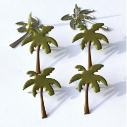 EYELET OUTLET BRADS PALM TREE #2 (IN STOCK)