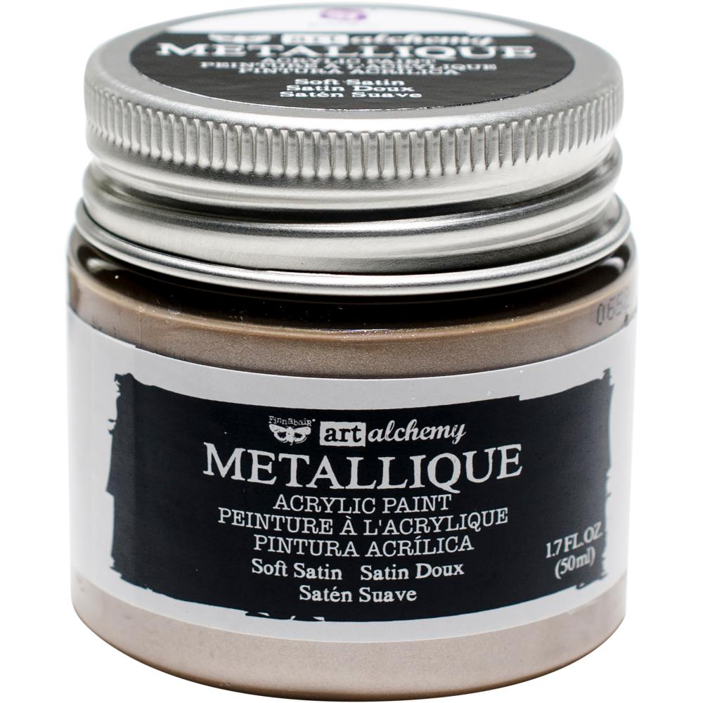 PRIMA ACRYLIC PAINT METALLIQUE SOFT SATIN (HAS TO BE ORDERED)