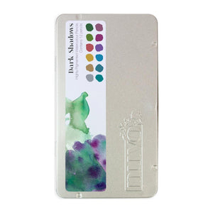 NUVO WATERCOLOR PENCILS 12 PACK DARK SHADOWNS (HAS TO BE ORDERED)