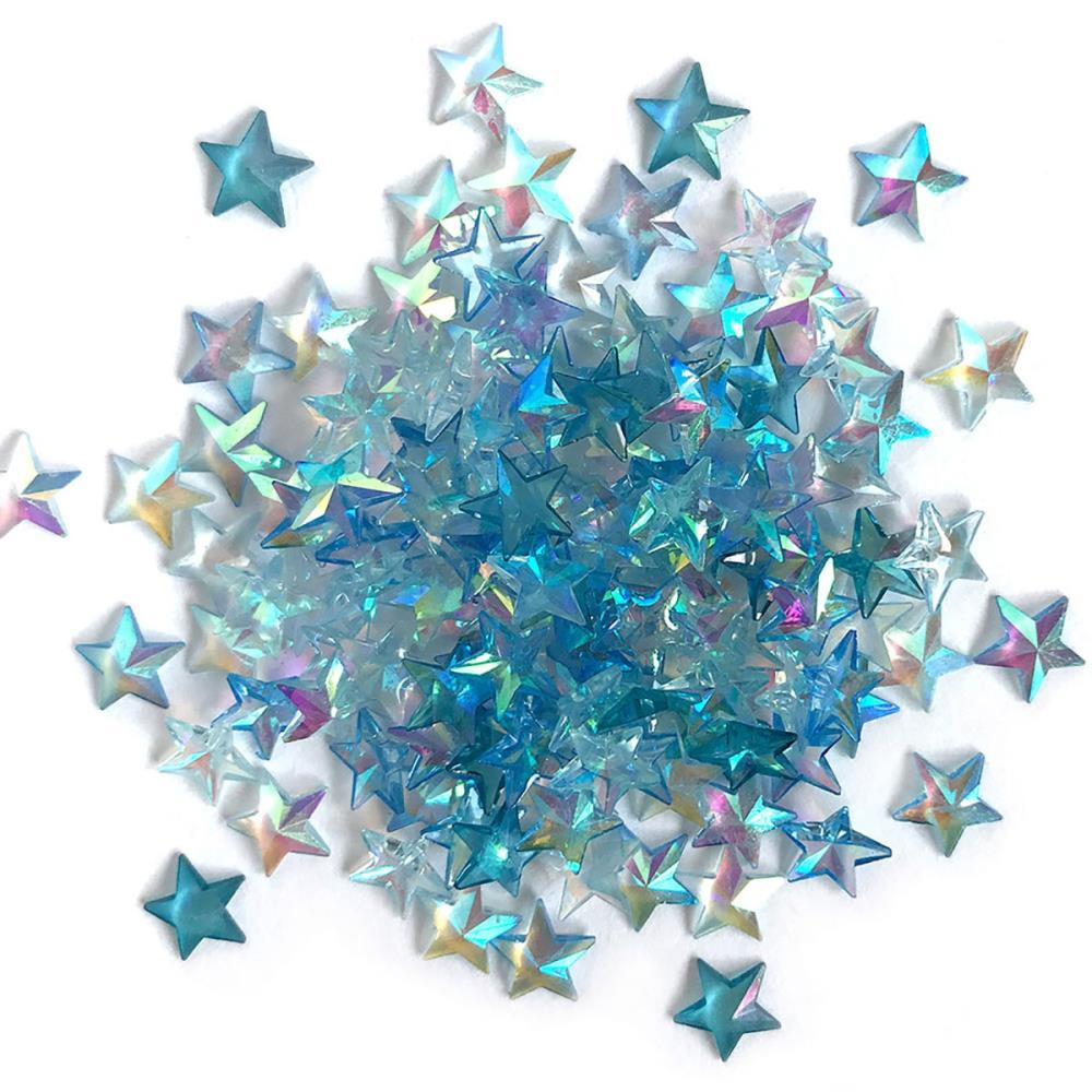 BUTTONS GALORE SPARKLETZ EMBELLISHMENTS STARRY SKY (IN STOCK)