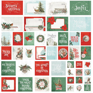 SIMPLE STORIES COUNTRY CHRISTMAS SNAP PACK (IN STOCK)