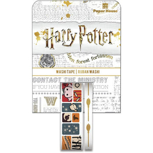 PAPER HOUSE WASHI TAPE HARRY POTTER CHIBI SCENES (HAS TO BE ORDERED)