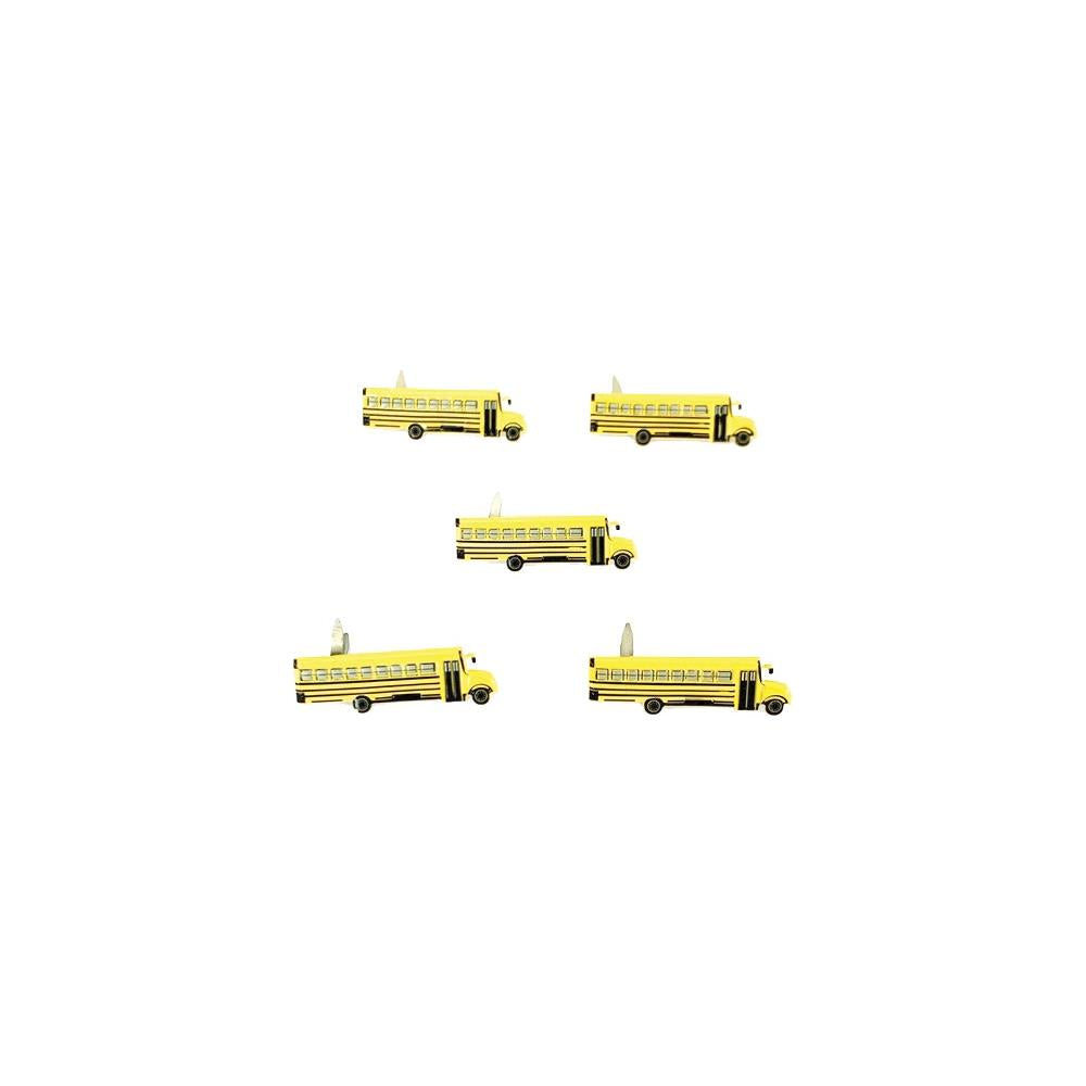 EYELET OUTLET BRADS SCHOOL BUS (HAS TO BE ORDERED)