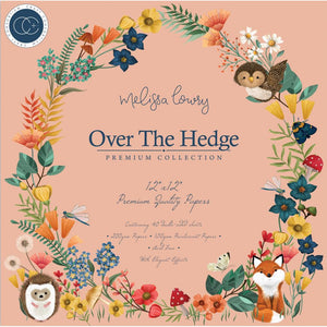 "CRAFT CONSORTIUM OVER THE HEDGE 12""X12"" PAPER PAD (HAS TO BE ORDERED)"