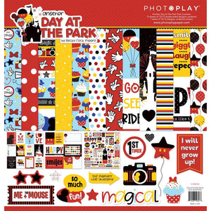 "PHOTO PLAY ANOTHER DAY AT THE PARK 12""X12"" COLLECTION PACK (HAS TO BE ORDERED)"
