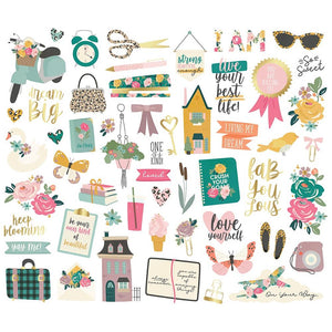 SIMPLE STORIES I AM BITS & PIECES (IN STOCK)