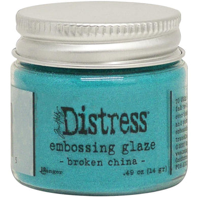 TIM HOLTZ DISTRESS EMBOSSING GLAZE BROKEN CHINA (IN STOCK)