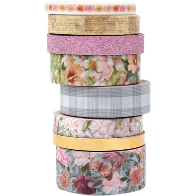 BO BUNNY GARDEN GROVE WASHI TAPE (HAS TO BE ORDERED)