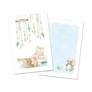 "P13 BABY JOY BOY 4""X6"" CARD SET 10 PACK (HAS TO BE ORDERED)"
