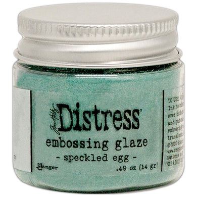 TIM HOLTZ DISTRESS EMBOSSING GLAZE SPECKLED EGG (IN STOCK)