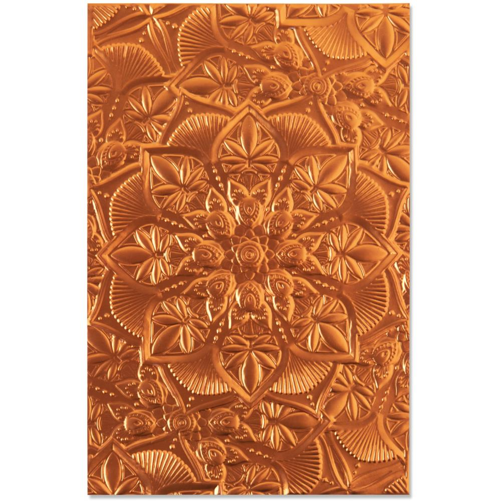 SIZZIX 3D EMBOSSING FOLDER