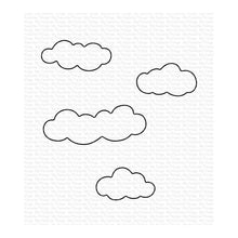 Load image into Gallery viewer, MY FAVORITE THINGS METAL DIE CUT PETITE CLOUDS (HAS TO BE ORDERED)