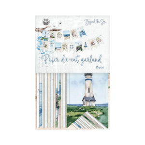 P13 BEYOND THE SEA CARDSTOCK BANNERS (IN STOCK)