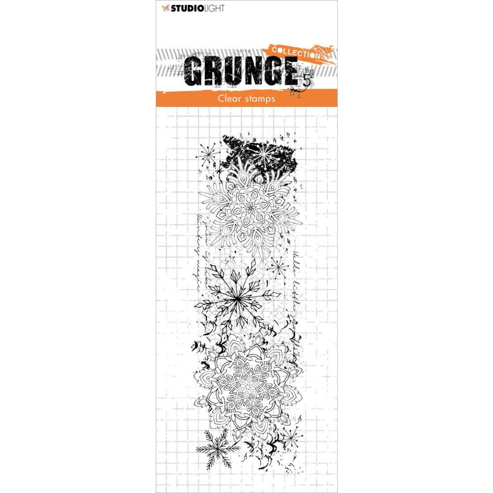 STUDIO LIGHT GRUNGE CLEAR STAMP NR.501 (HAS TO BE ORDERED)