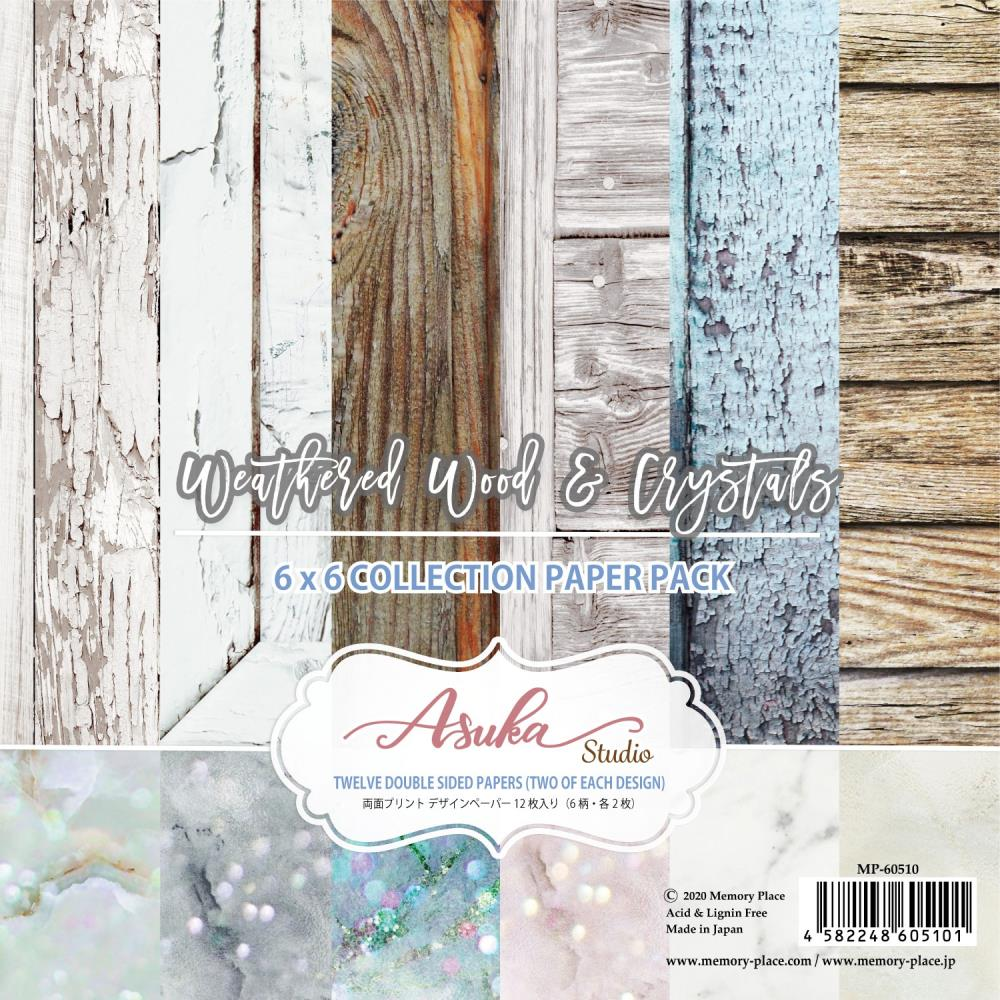 ASUKA STUDIO WEATHERED WOOD 6