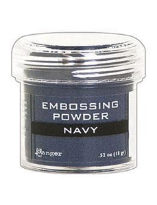 RANGER EMBOSSING POWDER NAVY (IN STOCK)