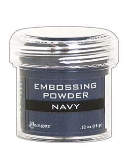 RANGER EMBOSSING POWDER NAVY (HAS TO BE ORDERED)