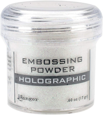 RANGER EMBOSSING POWDER HOLOGRAPHIC (HAS TO BE ORDERED)