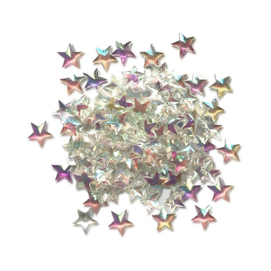 BUTTONS GALORE SPARKLETZ EMBELLISHMENTS CRYSTAL STARS (IN STOCK)