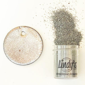 DIRECT BUY LINDY'S CHUNKY EMBOSSING POWDERS CHROME DOESN'T PAY (IN STOCK)
