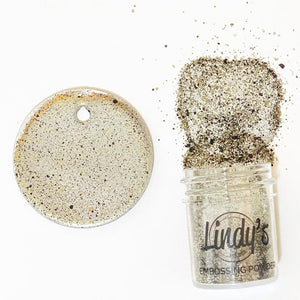 DIRECT BUY LINDY'S CHUNKY EMBOSSING POWDERS CHALK IT UP (HAS TO BE ORDERED)