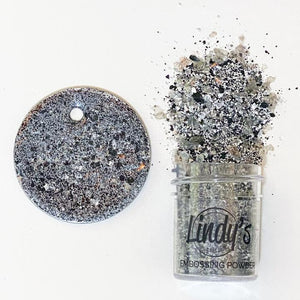 DIRECT BUY LINDY'S CHUNKY EMBOSSING POWDERS GROOVY GRANITE (IN STOCK)