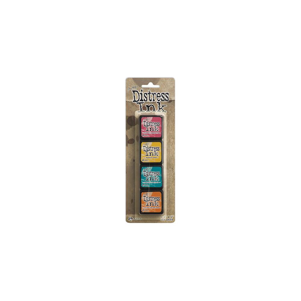 TIM HOLTZ MINI DISTRESS INK PADS KIT #1 (HAS TO BE ORDERED)